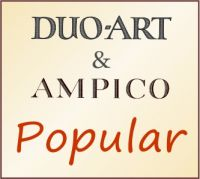 Ampico and Duo-Art Popular MIDI