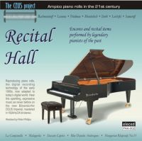 Recital Hall CD